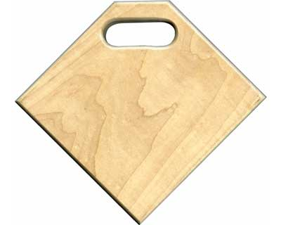 Cutting board blank